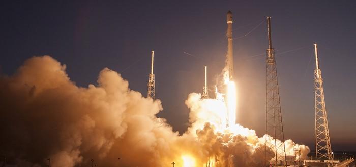 Ракеты SpaceX получили значительный апгрейд мощности