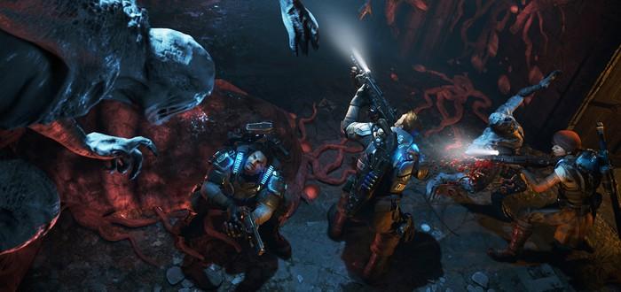 Epic Games: разработка Gears of War 4 стоила бы $100 миллионов