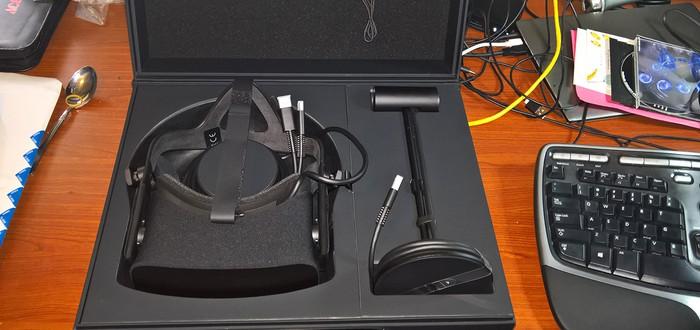 Oculus Rift начнут продавать в магазинах до выполнения предзаказов