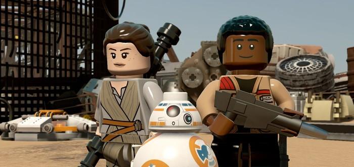 LEGO Star Wars: The Force Awakens покажет новые приключения