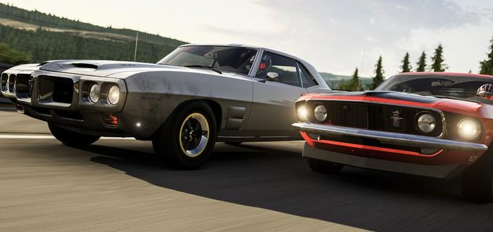 Бета Forza Motorsport 6: Apex уже доступна