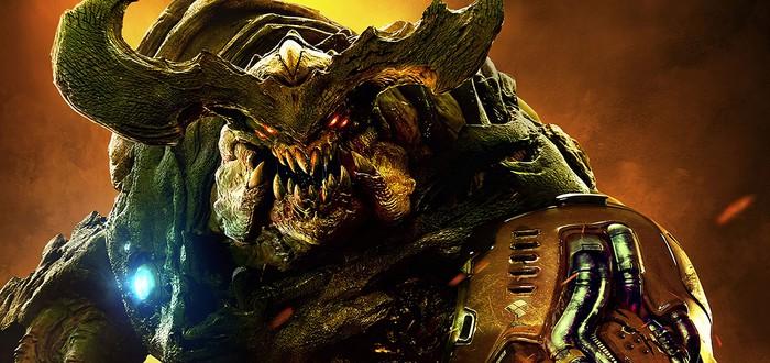 PC-версия Doom получит Ультра-Кошмарную Графику