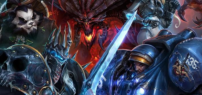Запуск системы сезонов в Heroes of the Storm