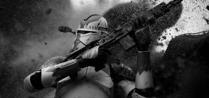 Фотограф воссоздает реальность при помощи фигурок Star Wars