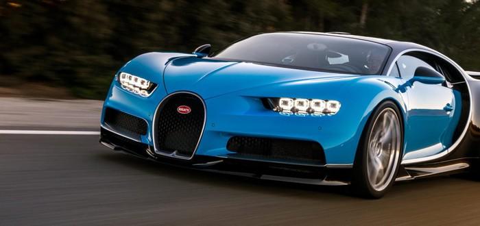 Bugatti могла бы выйти на рынок смартфонов