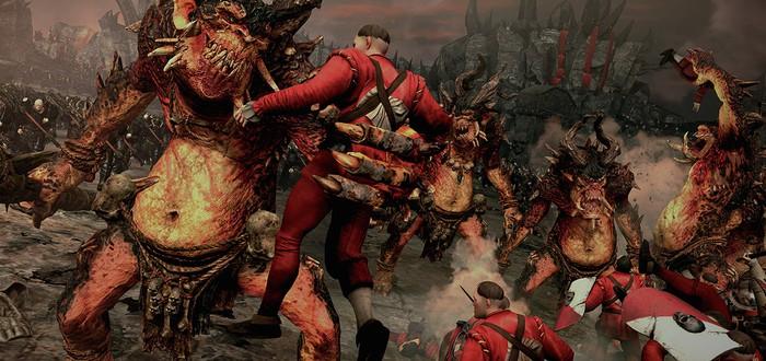 Трейлер кампании за Хаос в Total War: Warhammer