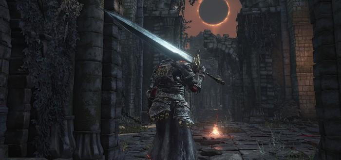 Поставки Dark Souls 3 превысили 3 миллиона копий