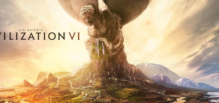 Много деталей Civilization VI