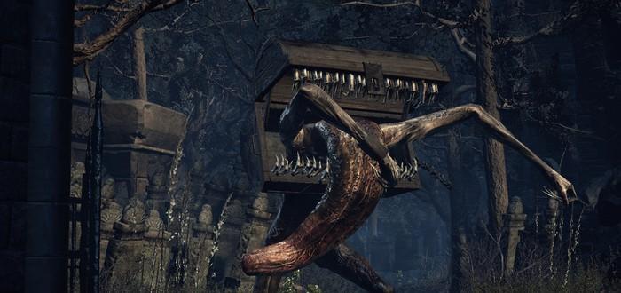Быть мимиком в Dark Souls 3 — это весело