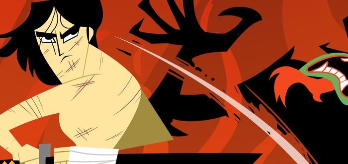 Samurai Jack вернется спустя 12 лет