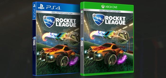 Трейлер коллекционного издания Rocket League