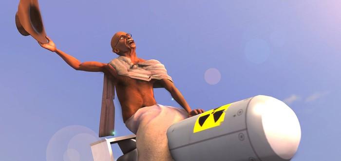 Почему Ганди любит бросать атомные бомбы в Civilization