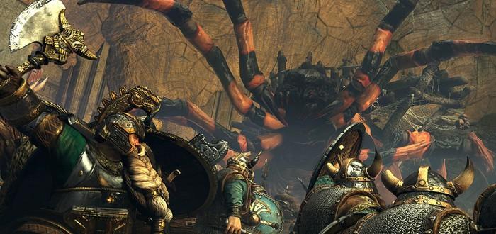 Рекламный ролик Total War: Warhammer