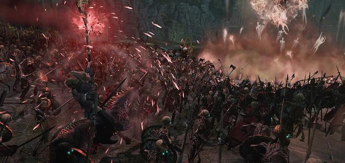 Total War: Warhammer — Эпичная битва Орков и Дварфов