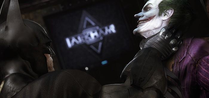 Анонс переиздания Batman: Return to Arkham