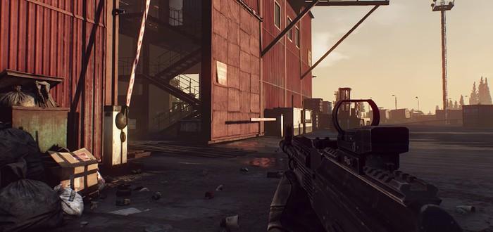Час геймплея Escape from Tarkov