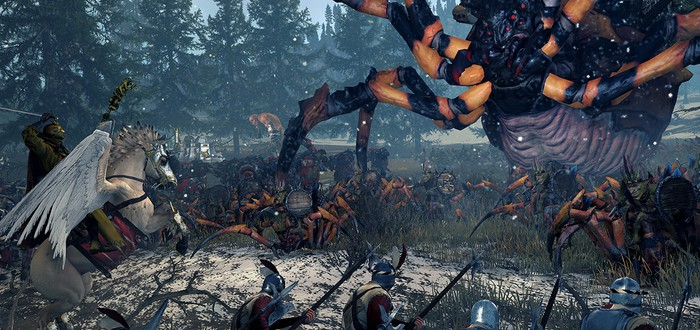 Разработчики Total War: Warhammer рассказали о CPU и GPU оптимизации