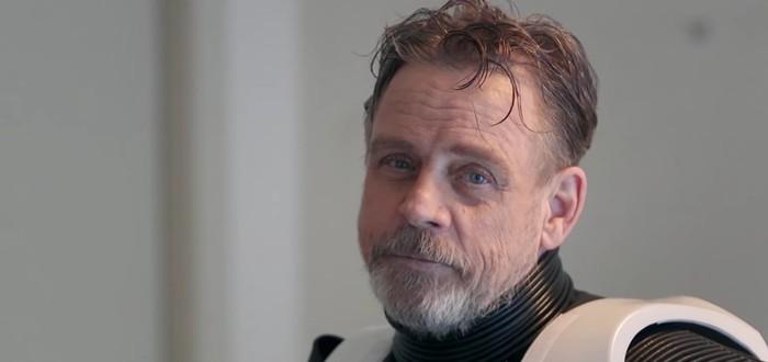 Марк Хэмилл не смотрит Star Wars дома