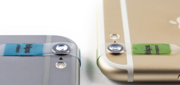 Тонкие линзы превратят камеру смартфона в микроскоп