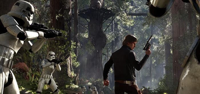 Star Wars Battlefront получила 4-часовое демо