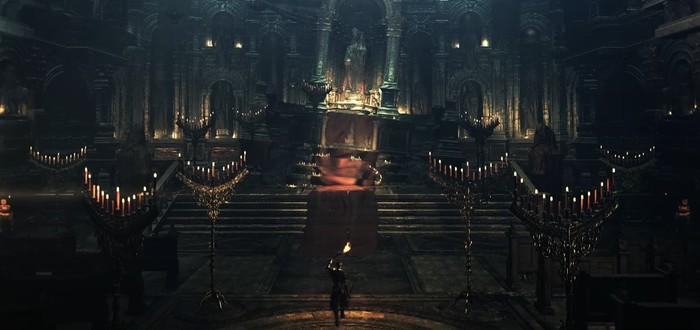 Короткий и атмосферный комикс по Dark Souls III
