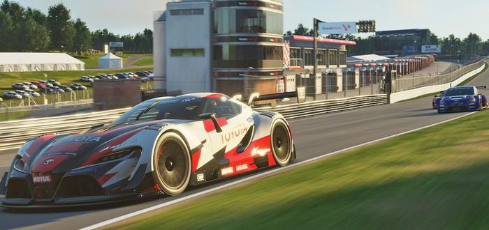 Новые детали и скриншоты Gran Turismo Sport