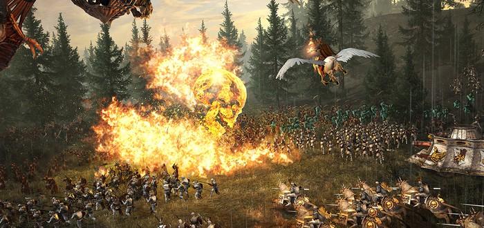 Что такое Total War: Warhammer
