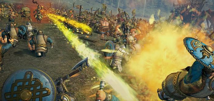 Сервера Total War: Warhammer не выдержали нагрузки — решение