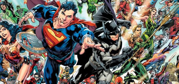 Все герои перезапуска комикс-вселенной DC