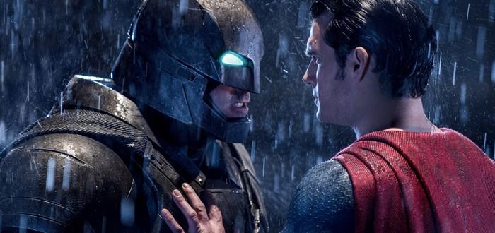 DC Films берет сьемки фильмов в свои руки