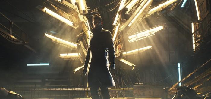 Необычный тизер Deus Ex: Mankind Divided