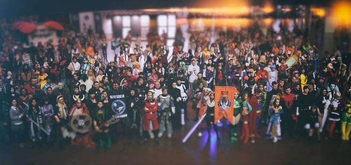 Фоторепортаж: Comic Con Saint Petersburg