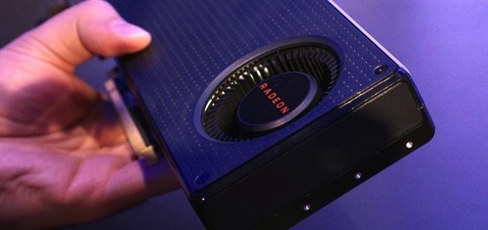 AMD представила нового конкурента Nvidia  за $199