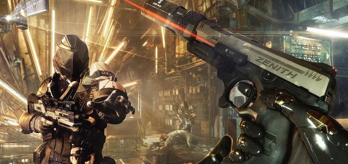 Новые проекты по Deus Ex анонсируют перед E3 2016