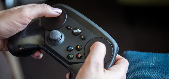 Valve продала 500 тысяч контроллеров Steam