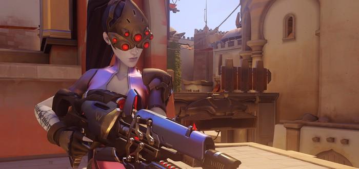 Blizzard забанила уже полторы тысячи читеров Overwatch
