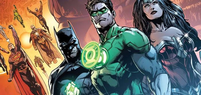 Вау, фильм Justice League будет называться Justice League