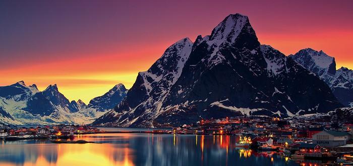 В Норвегии могут запретить бензиновые автомобили после 2025 года
