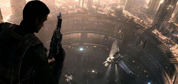 EA: Игра Star Wars от команды Dead Space развивается в инновационных направлениях