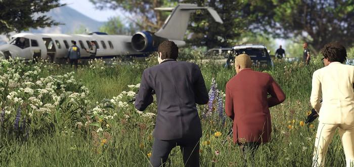 Релиз нового крупного дополнения GTA Online