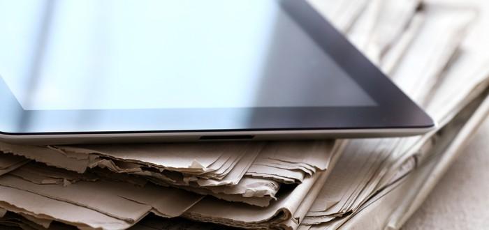 Работников интернет-медиа официально больше, чем в газетных изданиях