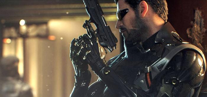 18 минут геймплея Deus Ex Mankind Divided