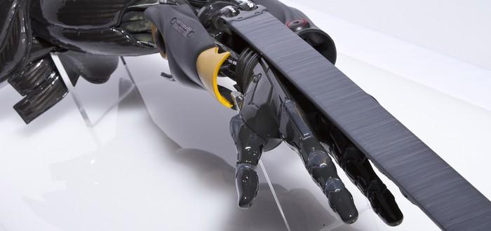 Разработчики Deus Ex помогают создавать искусственные конечности