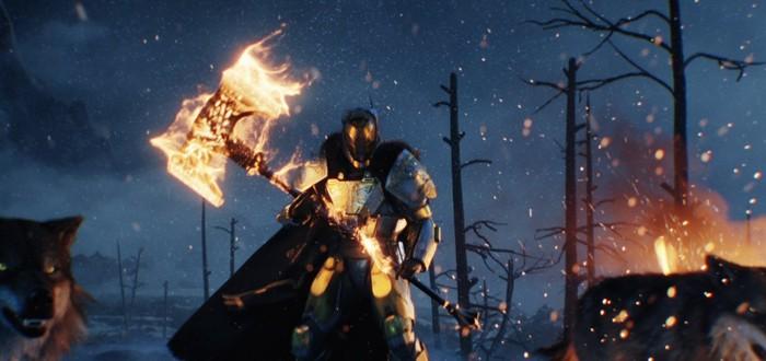 Rise of Iron выйдет в сентябре, трейлер сегодня