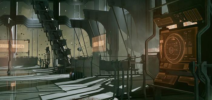 Dead Space на Unreal Engine 4