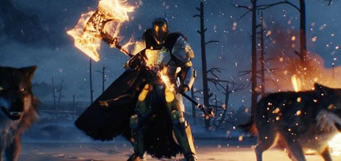Утечка трейлера Destiny: Rise of Iron