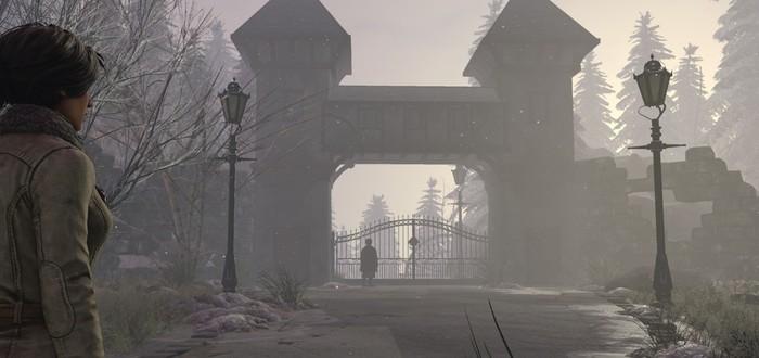 Новое видео и скриншоты Syberia 3