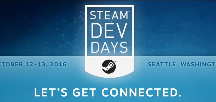 Steam Dev Days пройдет в октябре