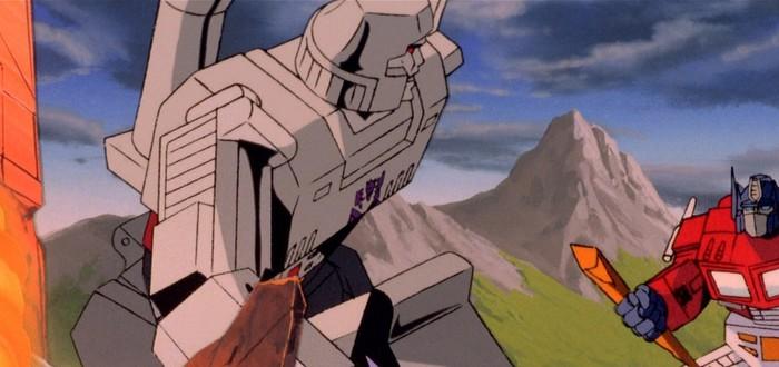 Transformers: The Movie выйдет на Blu-ray