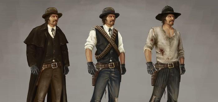 Слух: концепты Red Dead Redemption 2